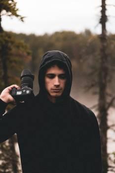 Photographer Person Binoculars #406313