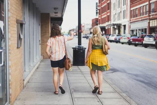 Crutch Sidewalk Street Free Photo