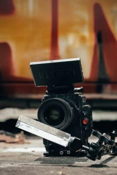 Camera Equipment Mechanism #406824