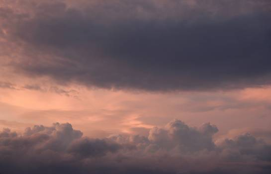 Sky Atmosphere Clouds Free Photo