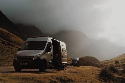 Camper Truck Car #406891