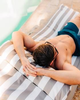 Bed Healing Lying Free Photo
