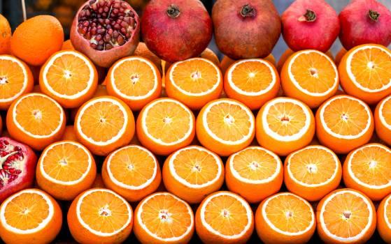 Vitamin Citrus Fruit #407008