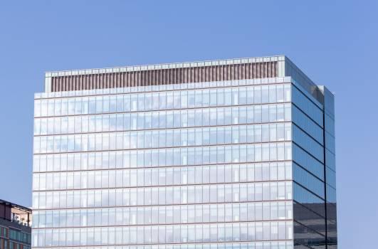Skyscraper Office Architecture Free Photo