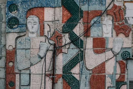 Mosaic Tile Transducer #407104