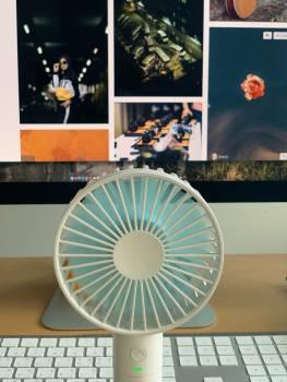 Device Electric fan Fan #407116