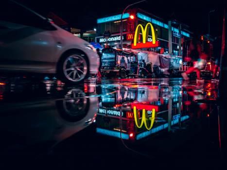 Car Technology Digital Free Photo