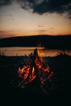 Fire Flame Sun #407605