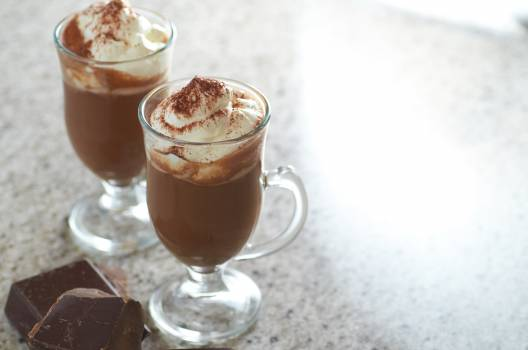 Hot Chocolate Glass Free Photo #407699