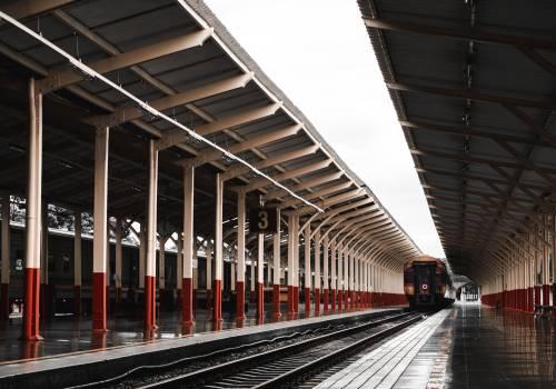 Station Train Terminal #407727
