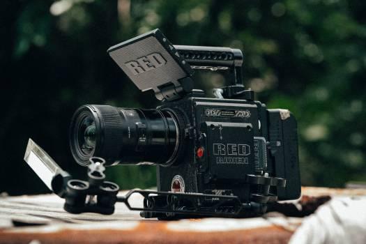 Camera Television camera Equipment #407807