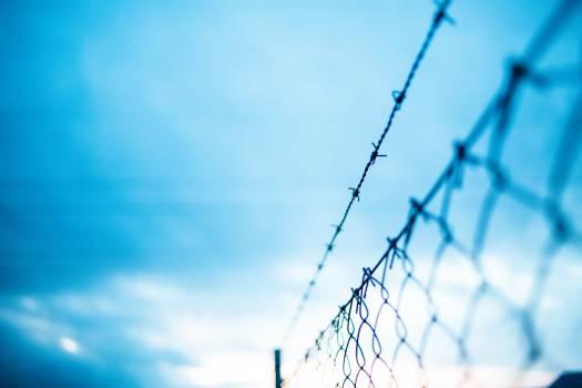 Volleyball net Net Sky #407829