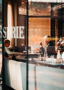 Man Restaurant People #407840