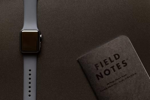 Apple Watch Flat Lay Free Photo #408046