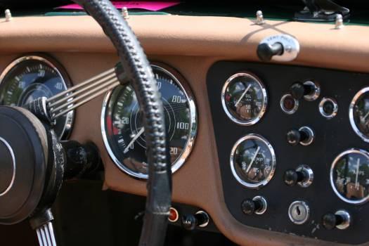 Control panel Car Steering wheel #408059