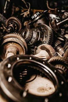 Mechanism Gear Gearing #408378
