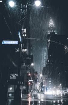 Rain In New York #408387