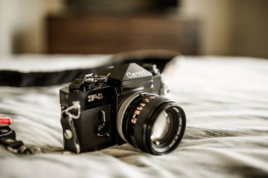 Camera Lens Equipment Free Photo