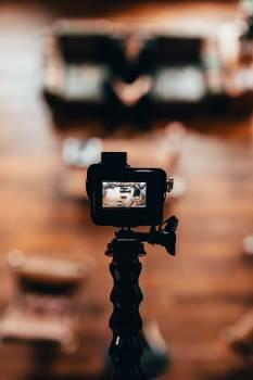Tripod Rack Television camera #408474