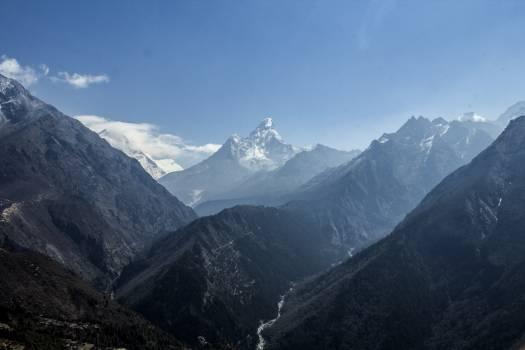 Mountain Range Alp #408753