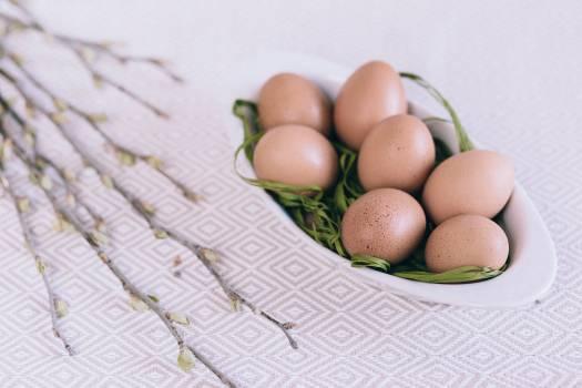 Egg Basket Easter Free Photo Free Photo