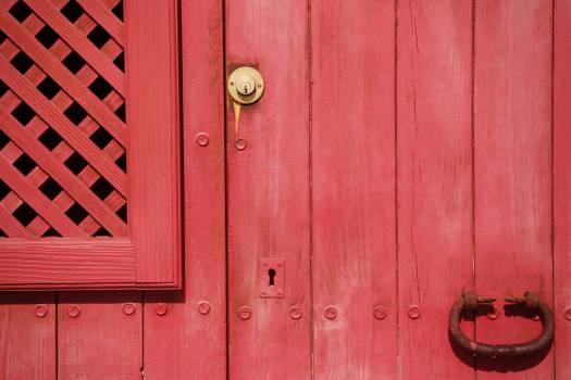 Red Door Texture #408909