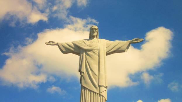 Christ The Redeemer Rio Free Photo