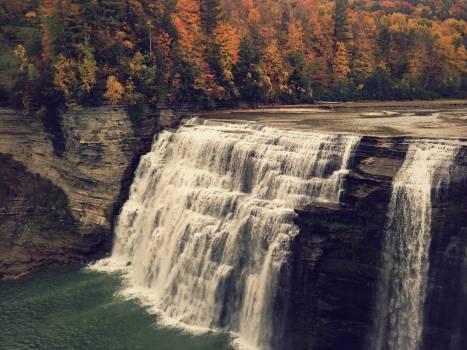 Waterfalls Rivers Streams #409055