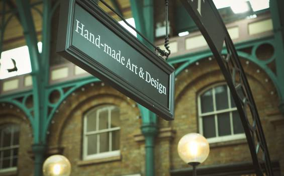 Sign Design Handmade Arts #409063