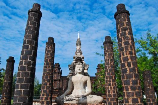 the image of buddha in thailand #409215