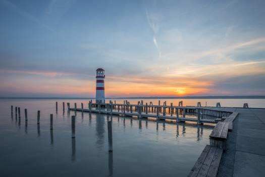 Lighthouse Wharf Pier #409263