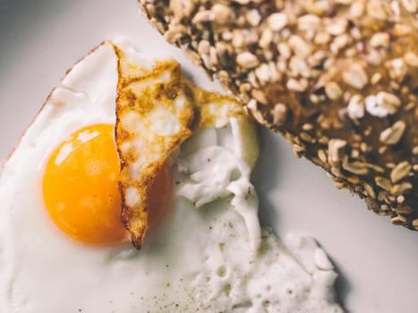 Fried Egg Free Photo