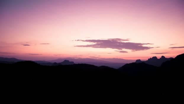 Purple Sky #409333