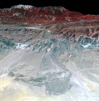 Blackhawk Landslide, California #409398