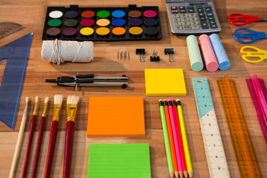 Various types of stationery #409675