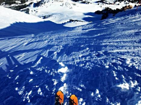 Snow mountains winter adventure #41022