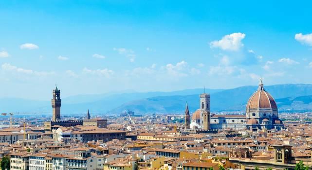 Florence City Skylyline #411099