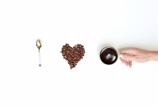 I Love Coffee Message Free Photo #411280
