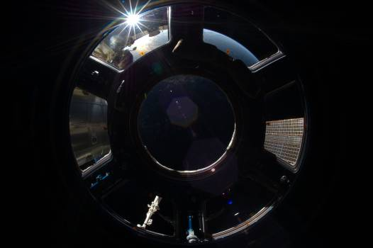 Earth Observations taken by the Expedition 31 Crew using a Fisheye Lens #411823