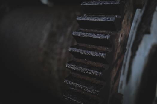 Close-up of vessel mechanisms #411835