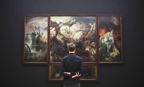 Man Art Gallery Free Photo Free Photo