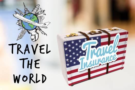 travel insurance graphics #413057