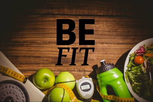 Be fit message against table #413184