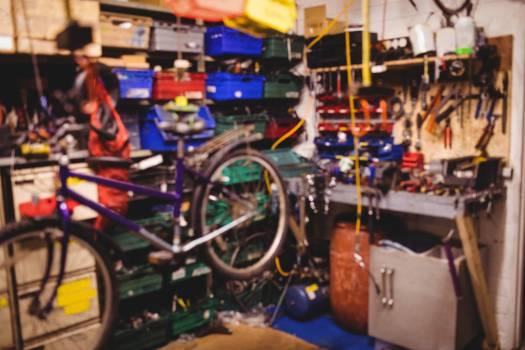Repairing tools and equipment #413273