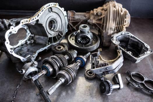 Various work tools on worktop #413391
