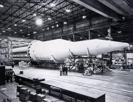 Saturn Apollo Program #413507