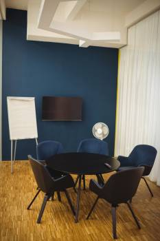 Business meeting room in office #413728