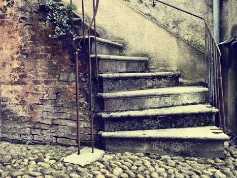 Old stairs #414188