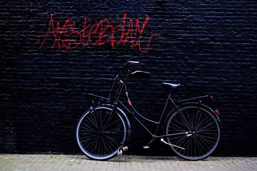 Amsterdam Bicycle #414490