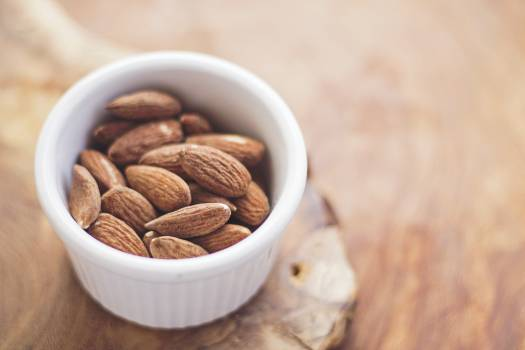 Almonds Free Photo